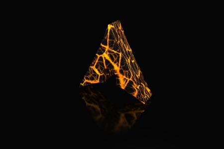 Arch Logo Lava HD+